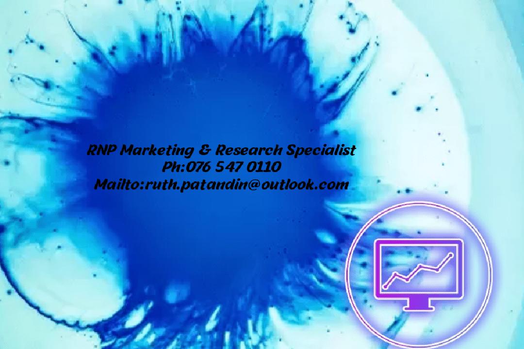 Portfolio for Company Marketing & Research Specialists