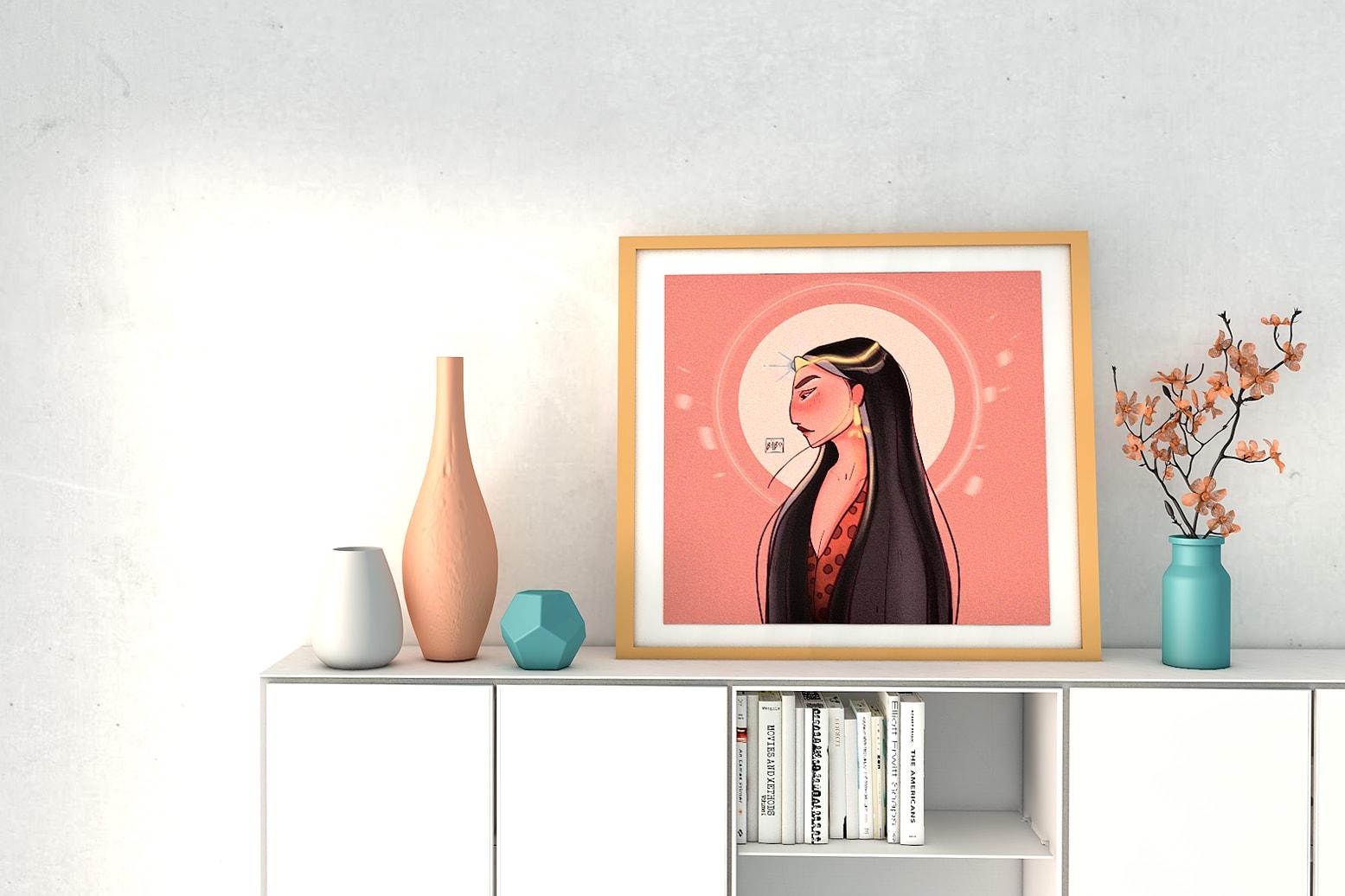Portfolio for Interior Design Rendering