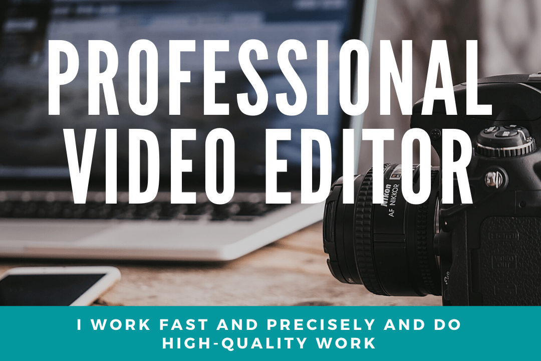Portfolio for Video Editor | Post-Production