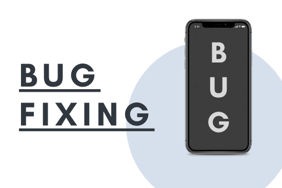 Portfolio for Bug Fixing and improvement