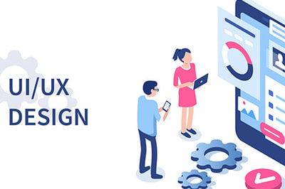 Portfolio for UI/UX Desinger