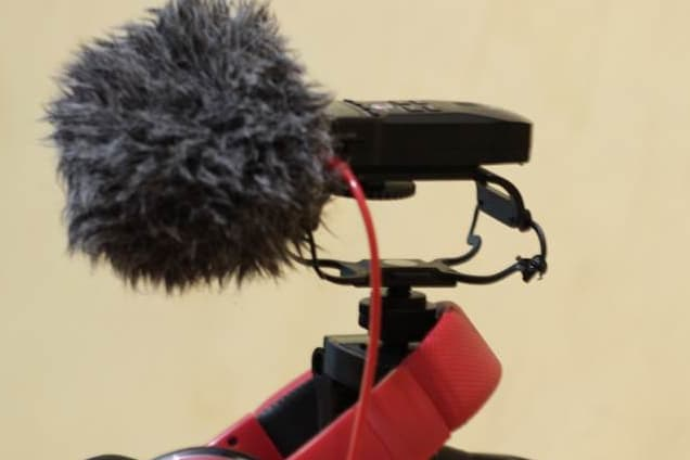 Portfolio for Audio production