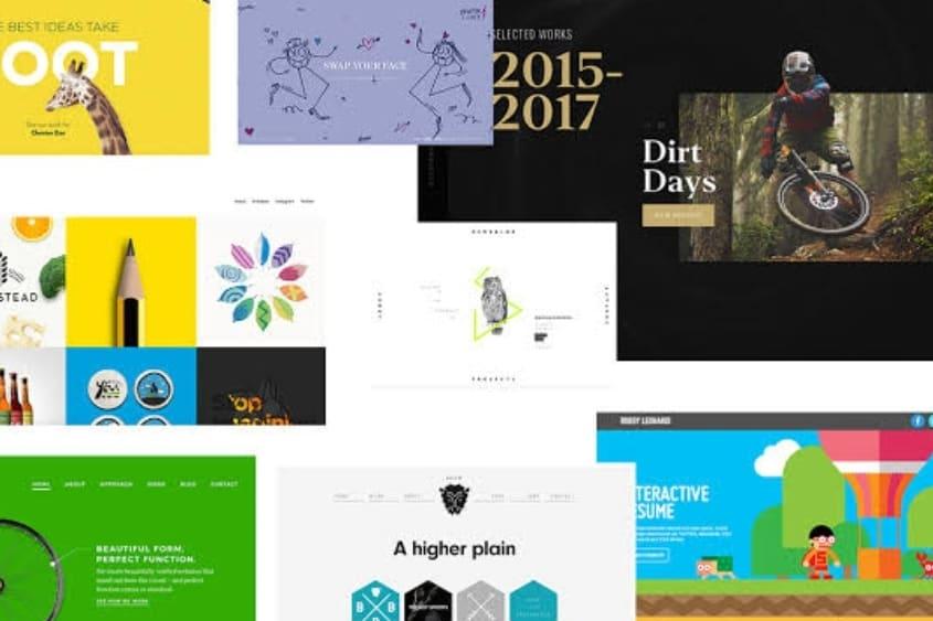 Portfolio for Graphic Design (logo design)