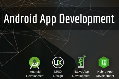 Portfolio for Android Application Design & Development
