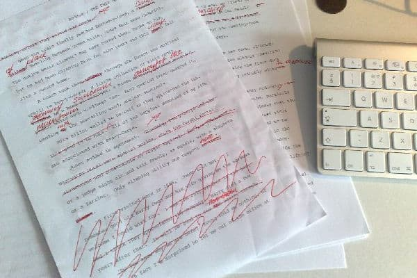 Portfolio for Copywriting/Editing (SemiFiction/Fiction
