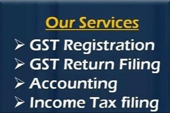 Portfolio for GST Registration And Income Tax Service