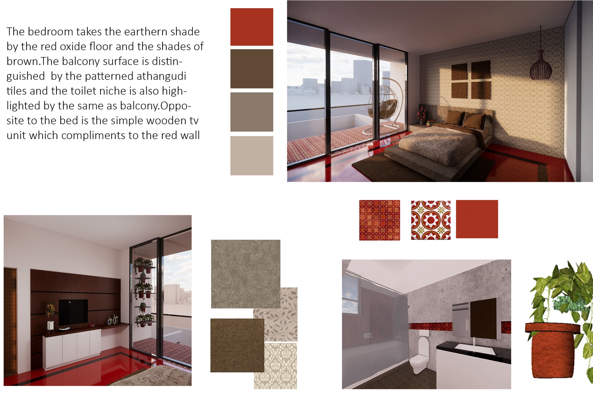 Portfolio for Architectural Design,Interior Designing