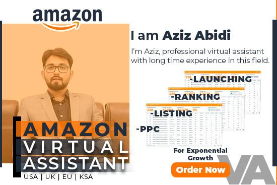 Portfolio for Amazon FBA Expert