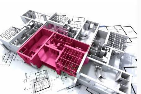 Portfolio for Autocad, Civil engineering, construction