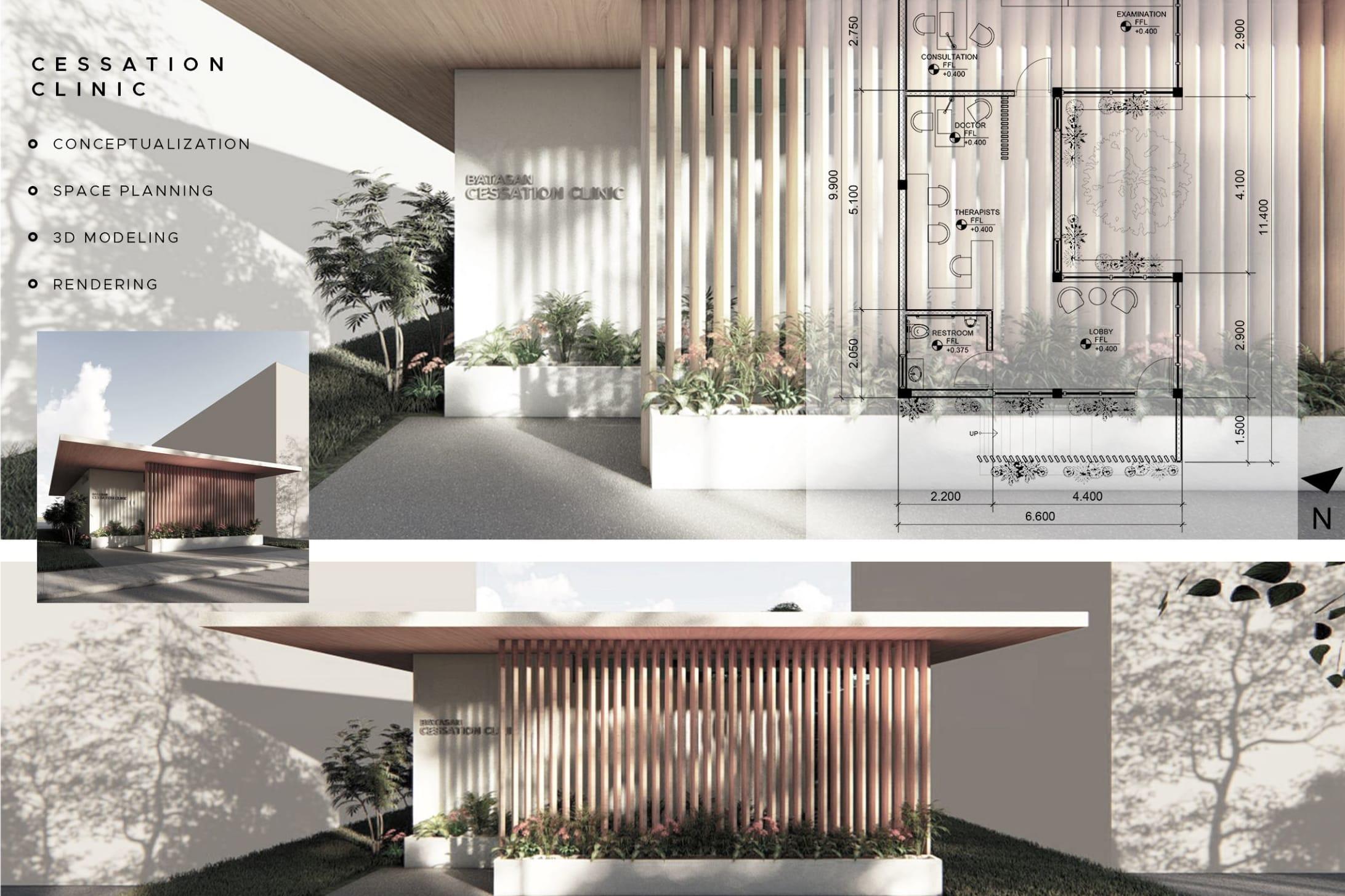 Portfolio for Jr Architect | Licensed Master Plumber