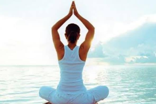 Portfolio for Yoga session, Stress Management