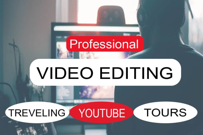 Portfolio for Green Screen Removing and Video Editing