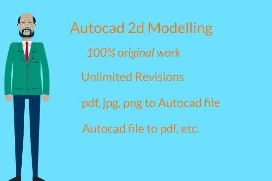 Portfolio for Autocad 2d floor modelling/mapping
