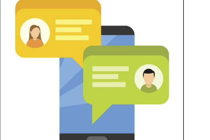 Portfolio for Chat app including video, audio calling
