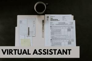 Portfolio for Virtual assistants | Admin assistant