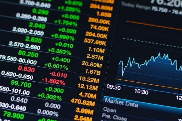 Portfolio for Financial Market Researcher/Analyst