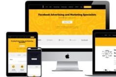 Facebook Advertising and Marketing Specialists website