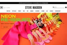 Shopify Development for Steve Madden