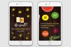 Mobile: RecipeIQ