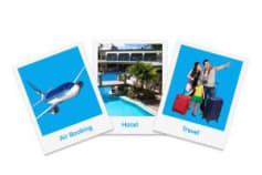 Travel Hotel, Air Booking