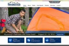 Rendezvous - Wordpress Website