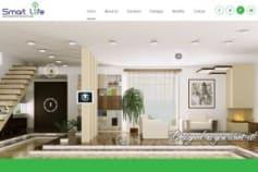 Smart Life AS - Wordpress Website