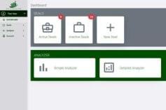 Financial Analyzer - Angular Web Application