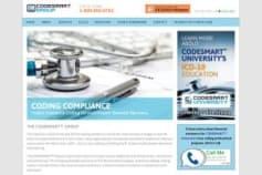 Website Development of Codesmart Group