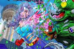 Electrix -Comic Book