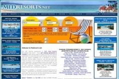 HOLIDAY RESORTS SITE - USING RCI WEB SERVICE