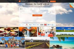 Travel & Hospitality Websites