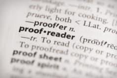 Review. Proofread. Fact-Check. E-Pub.