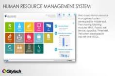 Human Resource Management (Asp.net application)
