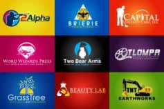 Portfolio For Graphical Logo Design