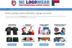 Online Printing Company Website