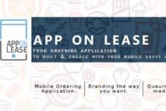 QT hybrid Restaurant Ordering Mobile App