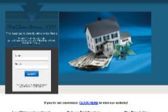 Vivid Home Invetors landing page