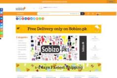 eCommerce Responsive Web App