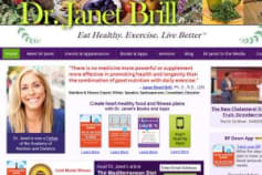 Nutrition Consultant  -  Dr.Janet