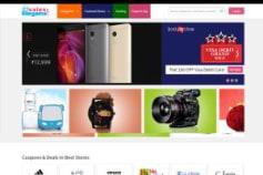 Laravel Vue.js based coupons & Deals website