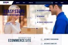 Laravel & Vue.js based Large Courier Company Portal