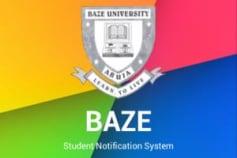 BAZE Univesity APP