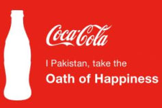 Coke Oath of Happiness