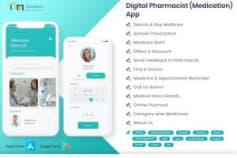 Digital Pharmacist App