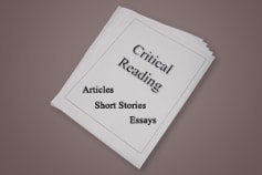 Critical Reading Report