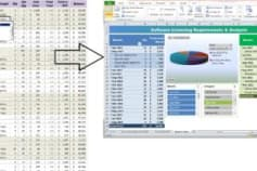 From Raw Data to Dashboard with Pivot Reports & Charts