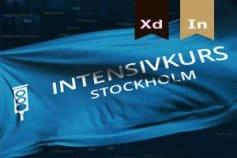 «Intensivkurs Stockholm». Web Application