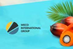 «Weco International Group». Landing Page