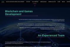 Responsive gaming website