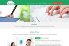 Clinic Corporate Website